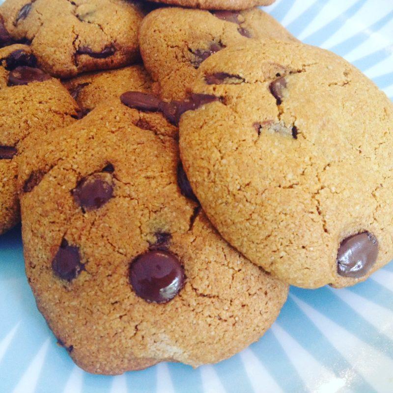 lekkerste chocolade koekjes