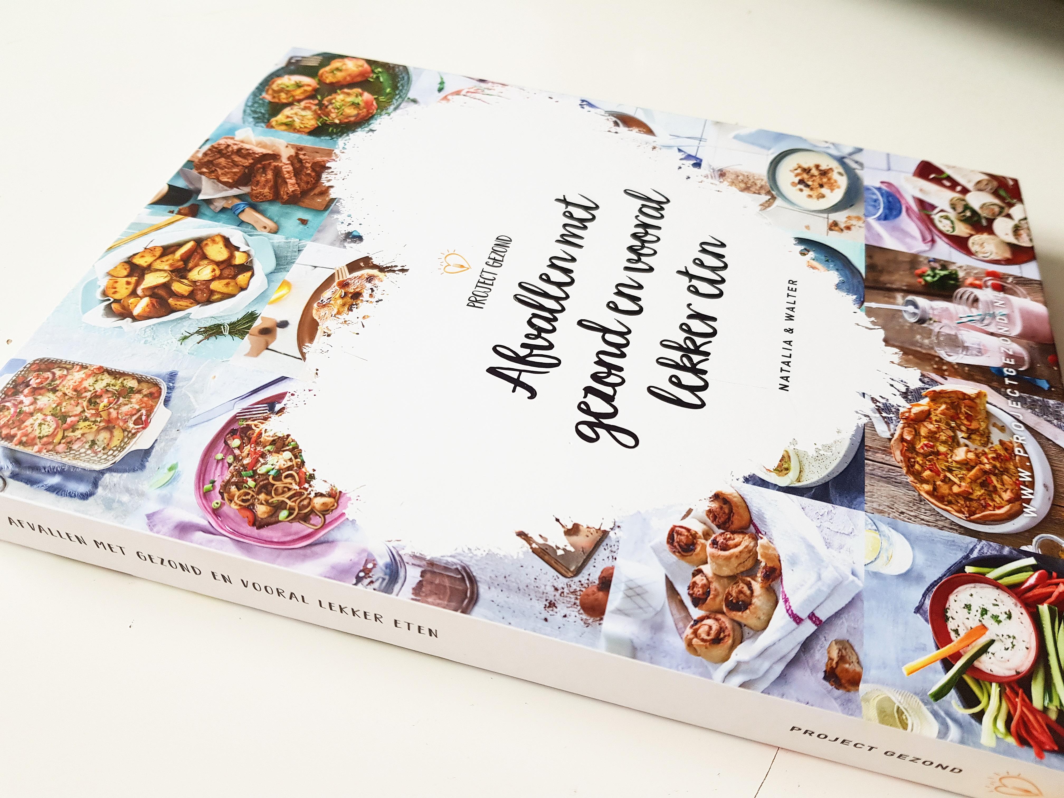 afvallen gezond eten boek