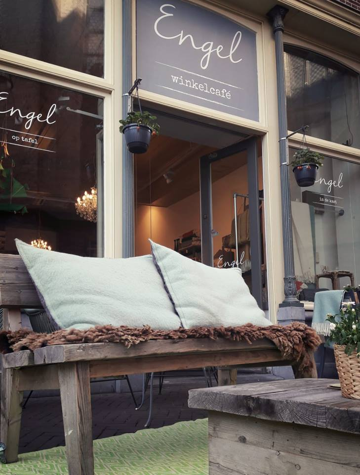 engel winkelcafe zwolle