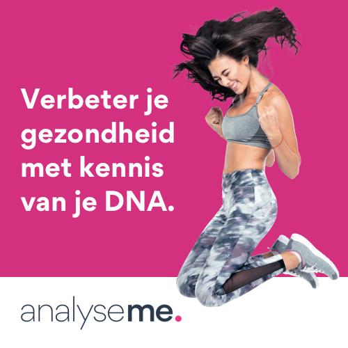 verbeter je gezondheid met kennis van je DNA