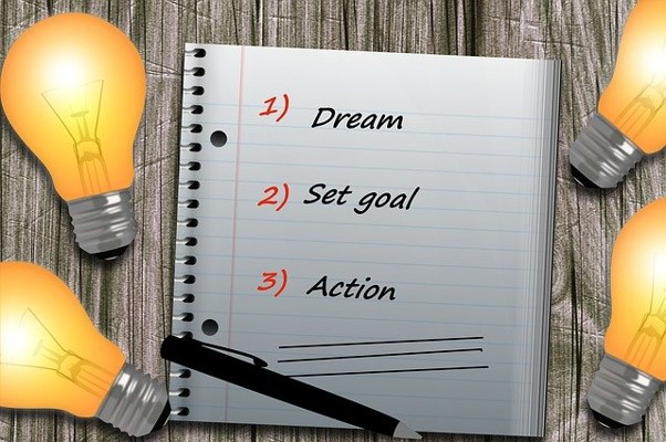 Goede voornemens volhouden is nog niet zo makkelijk, maar zeker niet onmogelijk!