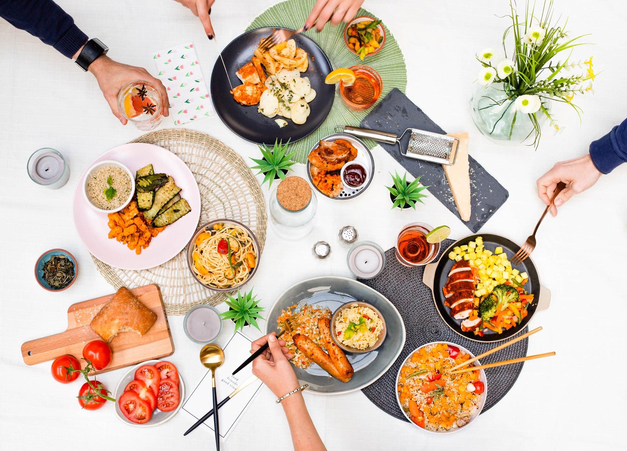 Makkelijk gezond eten wordt een feestje met Mealhero