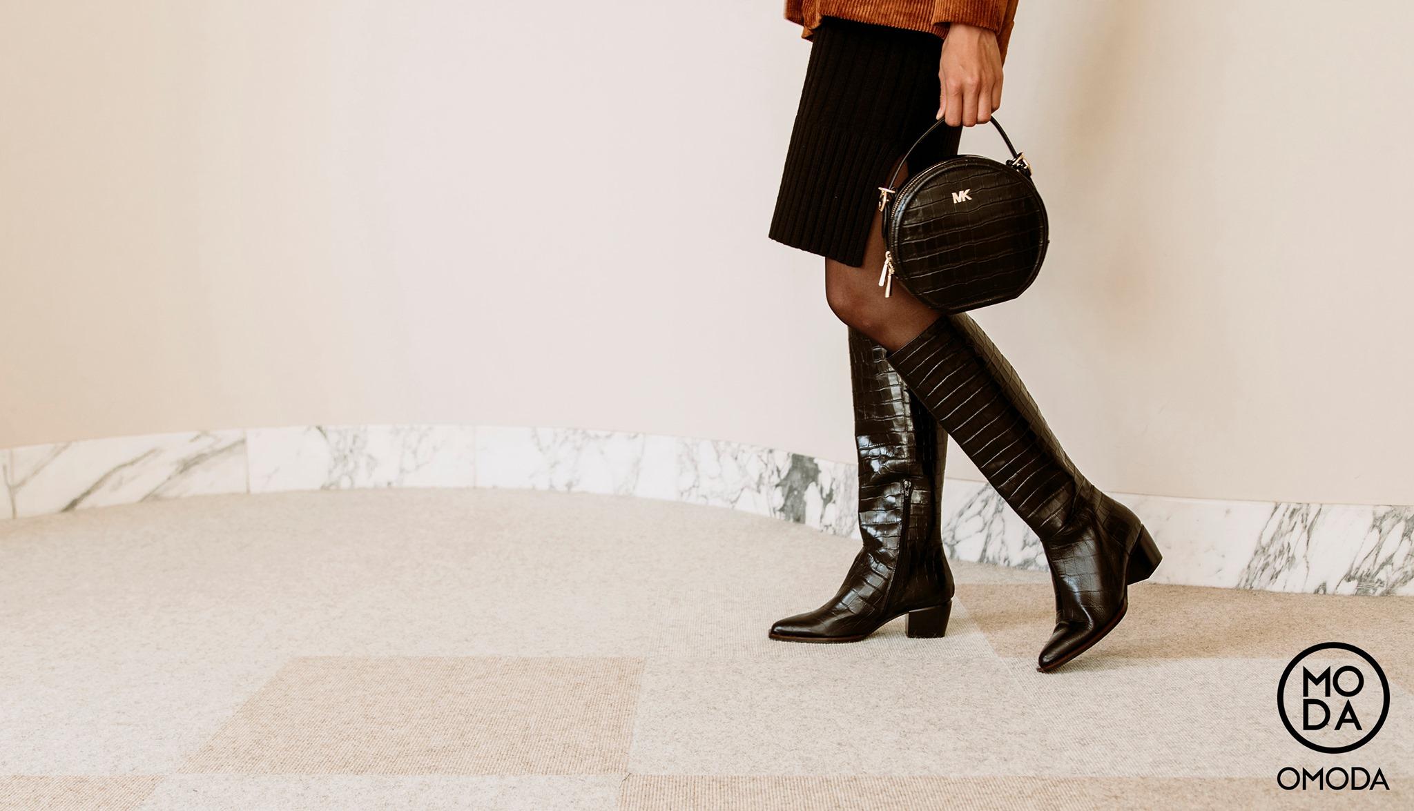 De leukste schoenen vind je bij Omoda