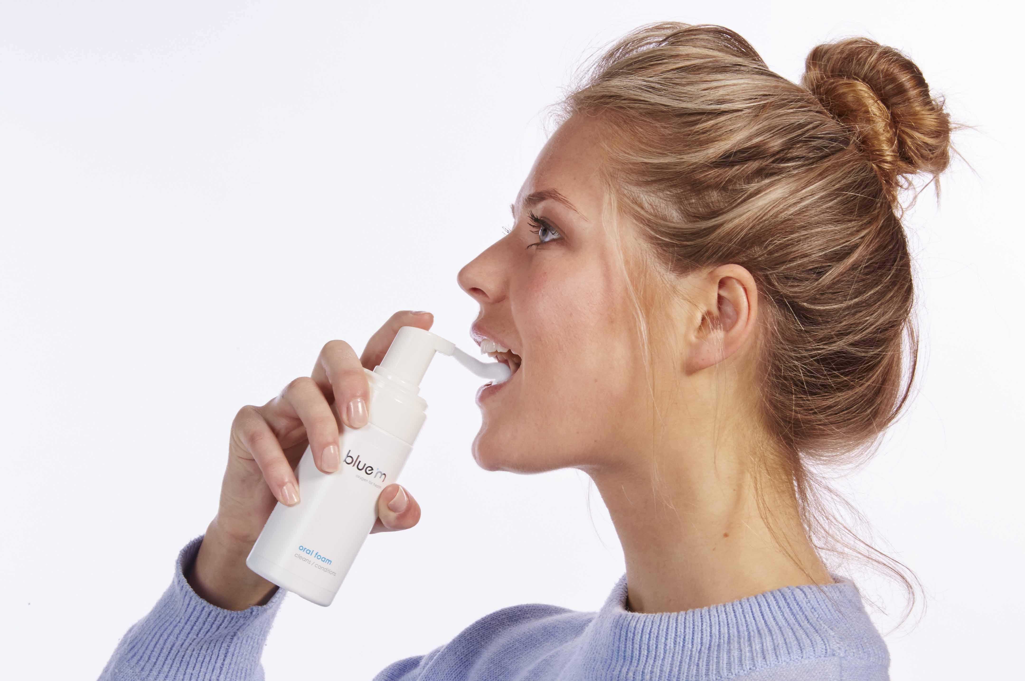 Product van het jaar Oral Foam