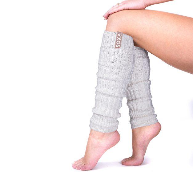 Krijg het nooit meer koud met de beenwarmers van SOXS
