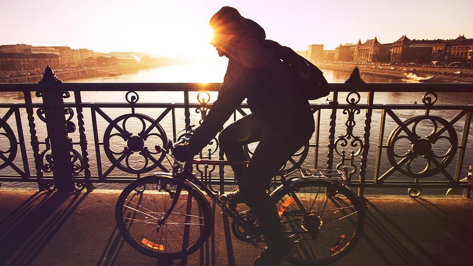 Vijf goede redenen om de fiets naar je werk te pakken