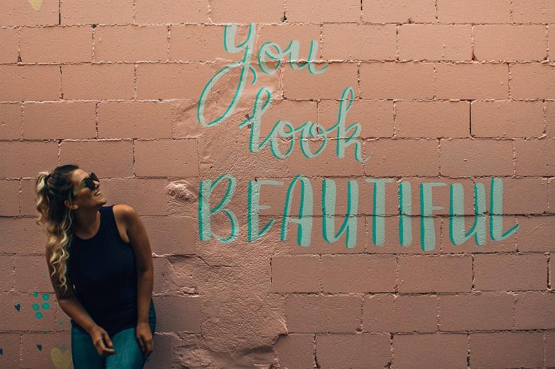 Krijg meer zelfvertrouwen met behulp van de Beautybank